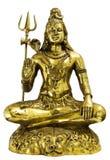 Shiva, dio di potenza Fotografie Stock