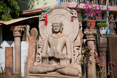 Shiva do senhor da estátua Imagem de Stock Royalty Free