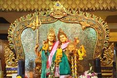 Shiva family Stock Image