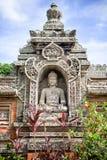 Shiva god stone statue Royalty Free Stock Image