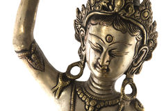Shiva from hinduism. Detail of shiva from hinduism religion stock photography