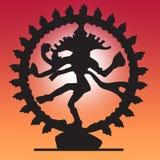 Shiva icon Royalty Free Stock Photo