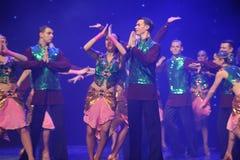 Shiva-India memories-the Austria's world Dance Royalty Free Stock Photography