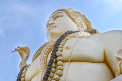 Shiva Indian God Statue Royalty Free Stock Photography