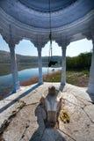 Shiva Lingam Foto de archivo libre de regalías