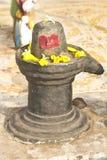 Shiva-Lingam Fotos de archivo libres de regalías