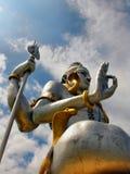 Shiva monument Royalty Free Stock Images