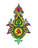 Shiva om лорда символа цвет Стоковое Фото
