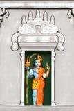 shiva parvathi Στοκ φωτογραφία με δικαίωμα ελεύθερης χρήσης