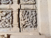 Shiva rzeźba Fotografia Stock