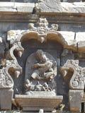 Shiva rzeźba Obrazy Stock
