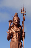 Shiva's statue 1 Stock Photography