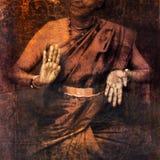 Shiva Shakti Photographie stock