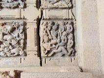 Shiva-Skulptur Stockfotografie