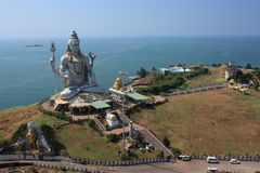 Shiva statua Zdjęcie Royalty Free
