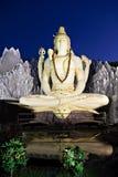 shiva Statue阁下 免版税图库摄影