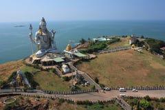Shiva Statue Imagen de archivo