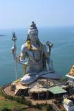 Shiva Statue Royalty-vrije Stock Afbeeldingen