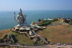 Shiva Statue Photo libre de droits