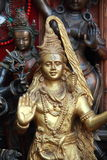 Shiva Statue. Royalty Free Stock Photography