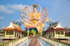 Shiva statue on Koh Samui Stock Photography
