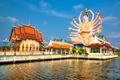 Shiva statue on Koh Samui Stock Images
