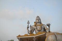 Shiva Statue - Murudeshwar Stockbild
