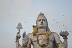 Shiva Statue - Murudeshwar Royaltyfria Bilder