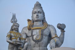 Shiva Statue - Murudeshwar Fotografering för Bildbyråer