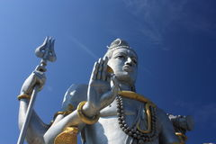 Shiva Statue Royalty Free Stock Images