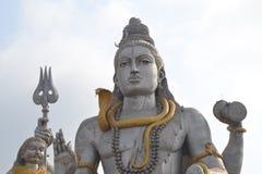 Shiva Statue - Murudeshwar royalty free stock images