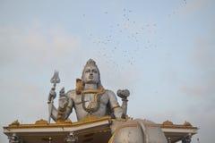 Shiva Statue - Murudeshwar stock photo