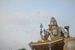 Shiva Statue - Murudeshwar royalty free stock photography