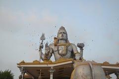 Shiva Statue - Murudeshwar stock images