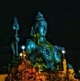 Shiva statue Stock Photography