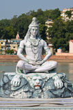 Shiva statue in Rishikesh, India Stock Images