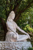Shiva statue in Rishikesh, India. Outdoors Royalty Free Stock Images