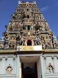 Shiva tempel Arkivbilder