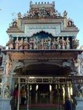 Shiva tempel Arkivfoto