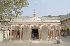 Shiva temple in Ahmedabad Royalty Free Stock Photo