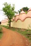 108 Shiva Temple bei Burdwan, Westbengalen, Indien Lizenzfreies Stockfoto