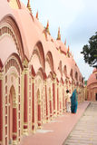 108 Shiva Temple at Burdwan, West Bengal, India. Royalty Free Stock Image