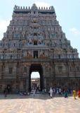 Shiva Temple, Chidambaram, Tamil Nadu, India Stock Photo