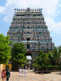 Shiva Temple, Chidambaram, Tamil Nadu, India Stock Photo