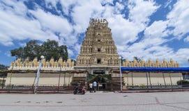 Shiva Temple at Mysore Palace Stock Photo