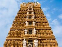 Shiva Temple - Nanjangud Gopuram Stock Photos