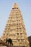 Shiva Temple, Thiruvannamalai, Tamil Nadu, India stock images