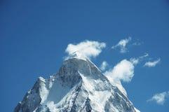 Shivling peak Stock Images