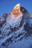 Shivling peak Royalty Free Stock Images