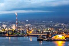 Shizuoka  industry Factory Stock Photography